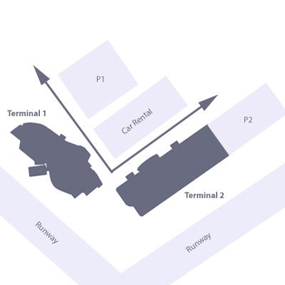 Plan aroport de beauvais plan d 39 accs l 39 aroport de beauvais - Navette paris porte maillot aeroport de beauvais ...